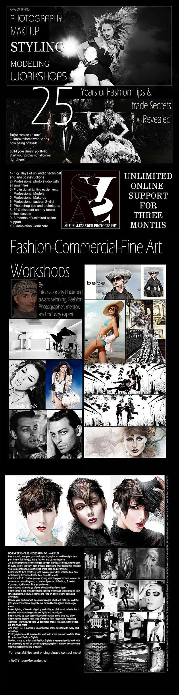 Los Angeles workshops