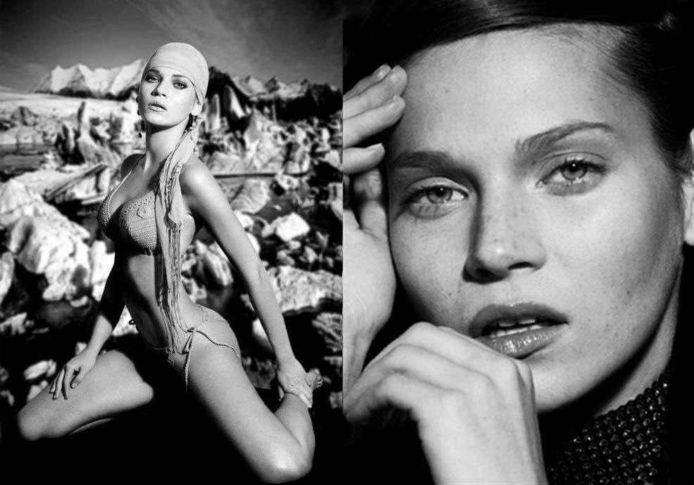 top fashion model - Top Celebrity Photographers